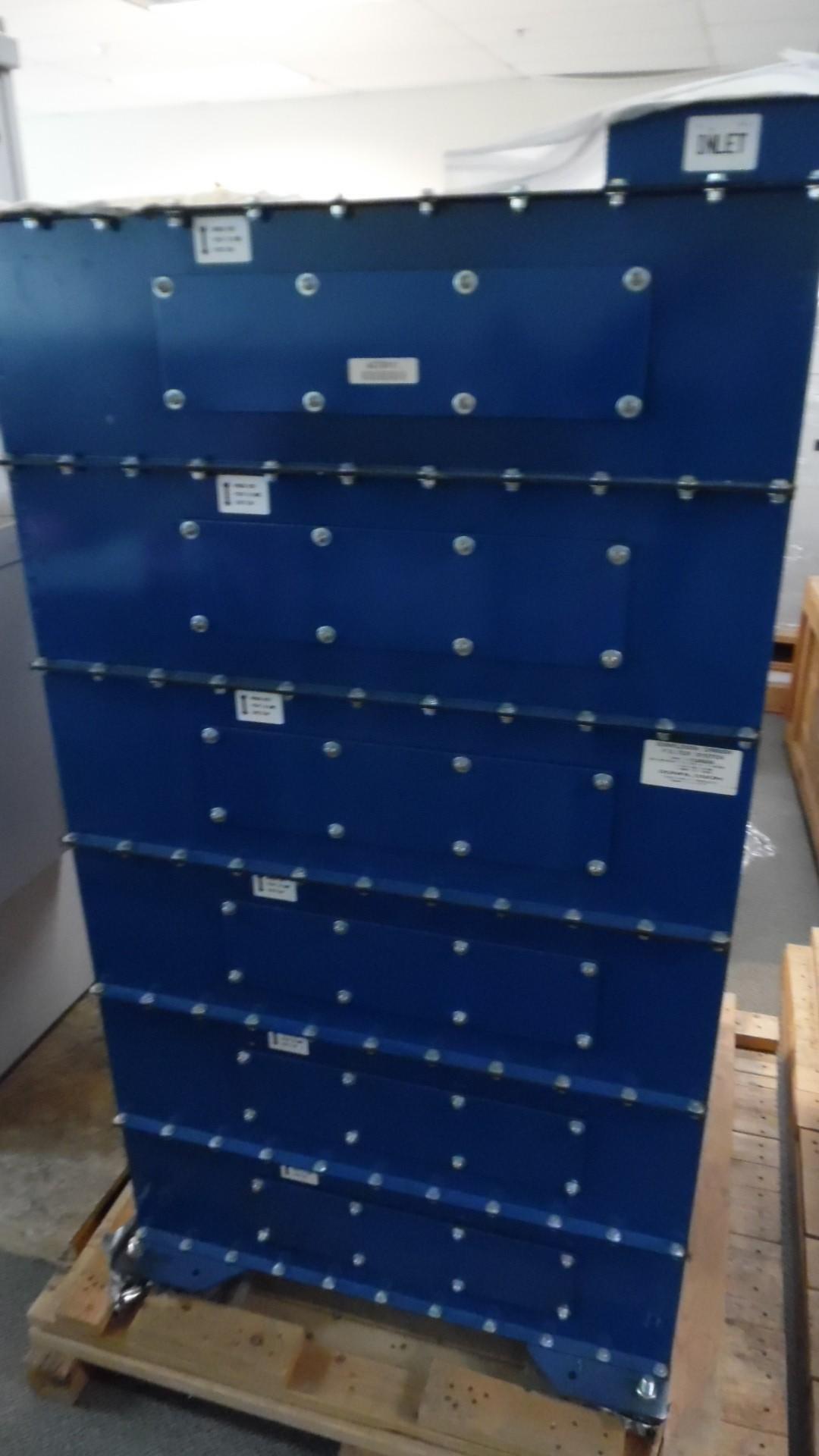 Donaldson Carbon Filter System