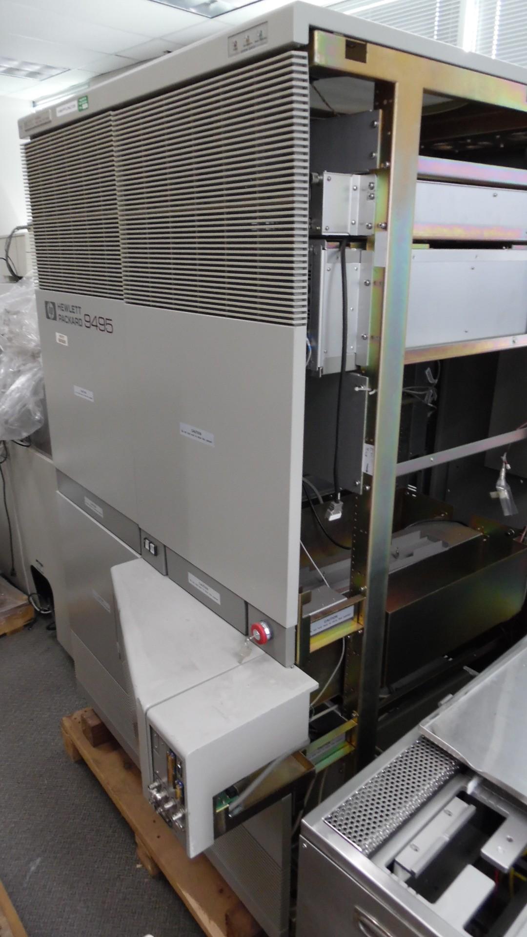 HP Hewlett Packard 9495A Mixed Signal Test System
