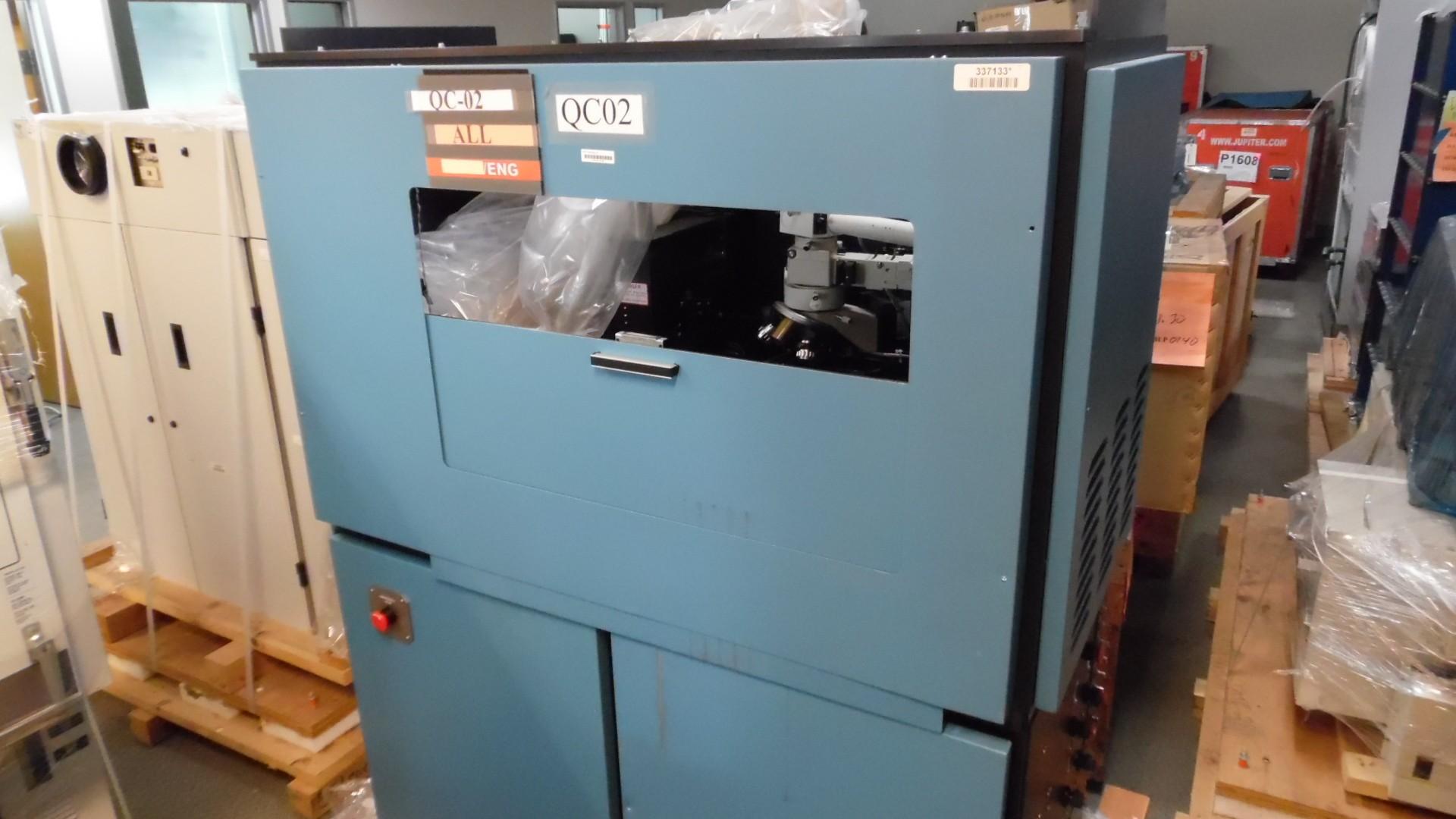 QC Optics D7000, Platter Inspection System, ULWD50, ULWD20, IC10, IC5